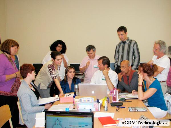 "Workshop ""GDV Technologies"""