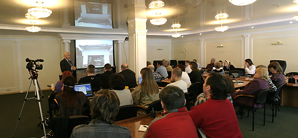 "Workshop ""GDV Technologies 2013"""